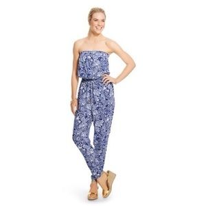 Lilly Pulitzer for target upstream romper xs